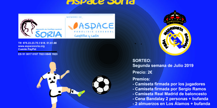 Gran Rifa Solidaria Aspace Soria