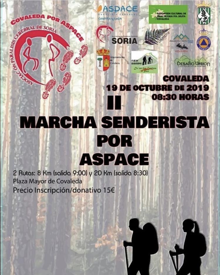 Marcha Covaleda Por Aspace 2019