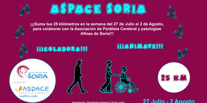 I Marcha Virtual Aspace Soria