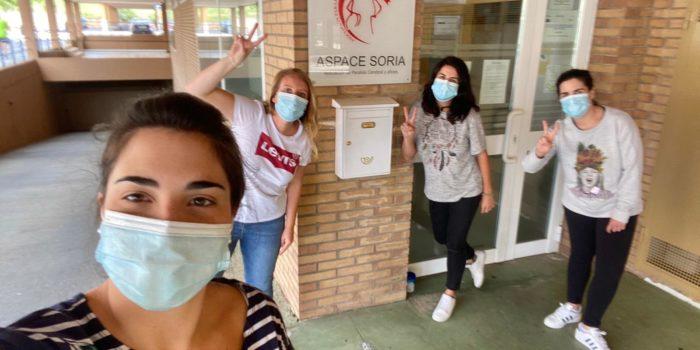 Aspace Soria Reanuda Los Tratamientos